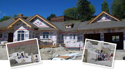 Okanagan College Home - Project